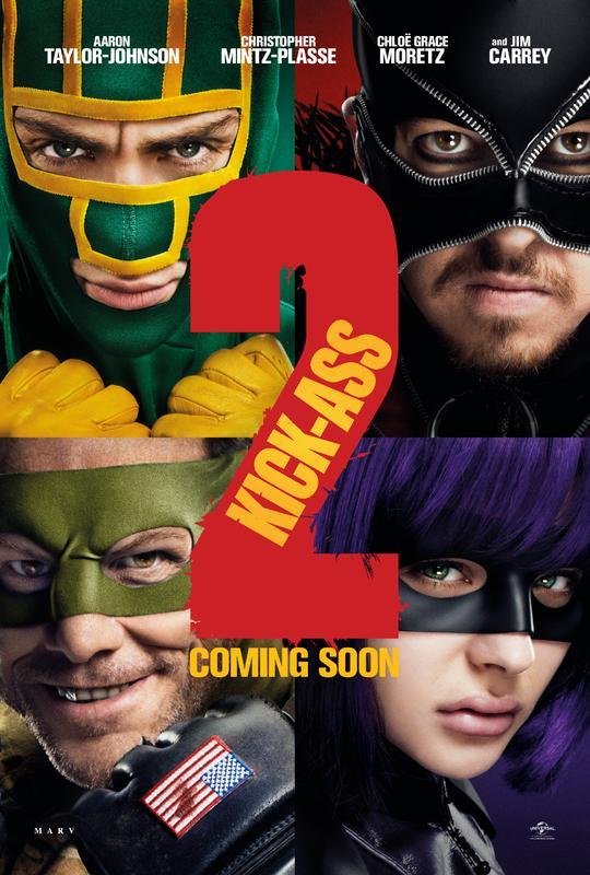 Kick Ass 2 Online